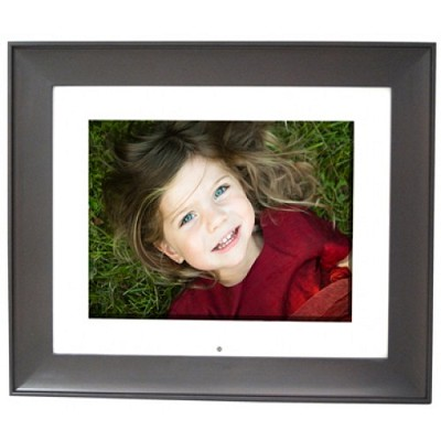 DFM1242 12` Digital Photo Frame with 2GB Built-In Memory
