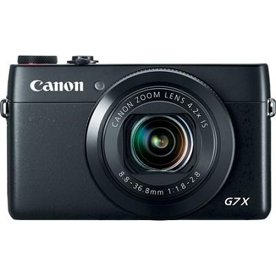 PowerShot G7 X 20.2MP 4.2x Optical Zoom Digital Camera