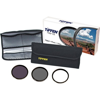 58mm Digital Essentials Filter Kit ( UVP, CP, ND6 )