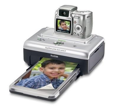 Easyshare Z740 Digital Camera with Printer Dock Series 3 Kit