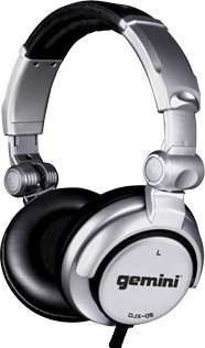 DJX-05 Professional DJ Headphones