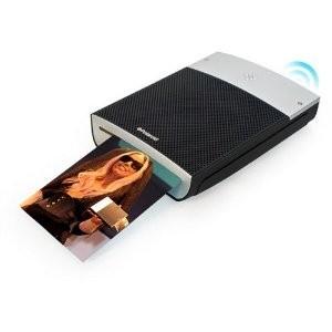 Instant 3X4 Mobile Printer for Digital Cameras and Smart Camera Phones