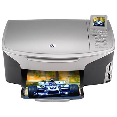 Photosmart PSC 2610 All-in-one Multi-Function Photo Printer
