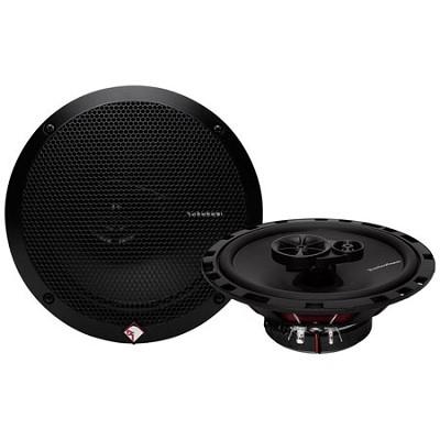 R165X3 Prime 6.5-Inch Full-Range 3-Way Coaxial Speaker - Set of 2