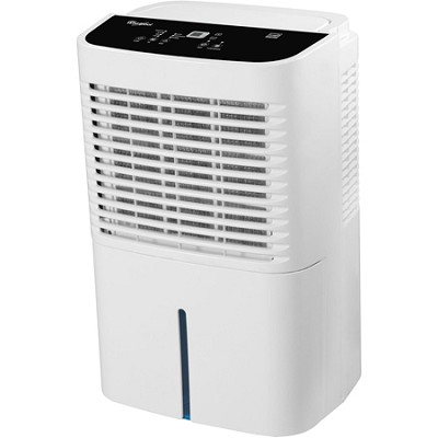 70 Pint 2-Speed Dehumidifier with Adjustable Humidistat