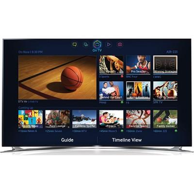 UN65F8000 - 65 inch 1080p 240hz 3D Smart Wifi LED HDTV