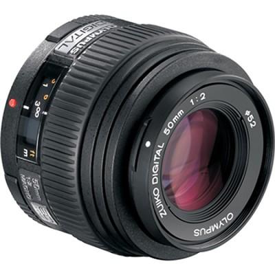 50mm f2.0 Macro 1:2  Zuiko Digital Lens
