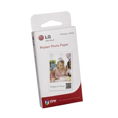 Pocket Photo Paper - PS2203