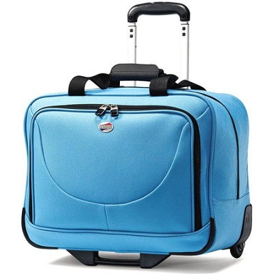 Splash Wheeled Boarding Bag (Turquoise)