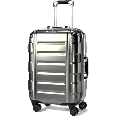 Cruisair Bold 26 Inch Spinner Bag - Silver