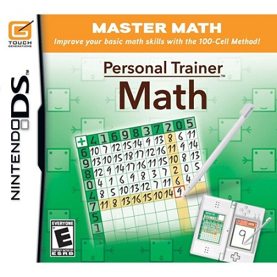 DS Personal Trainer: Math