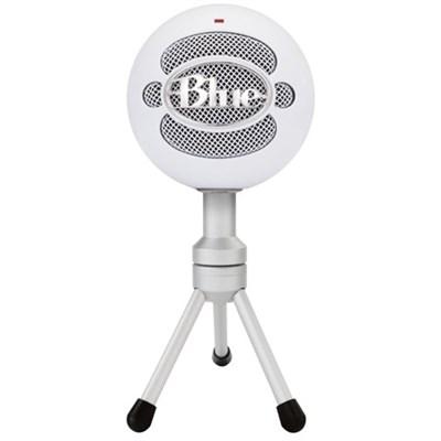 Snowball iCE Versatile USB Microphone - White