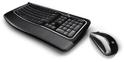Comfort Wireless Desktop