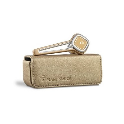 925 Bluetooth Headset - Gold