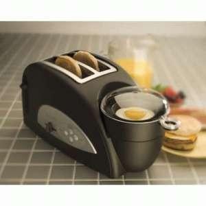 TEM500 Egg & Muffin Toaster and Egg Poacher