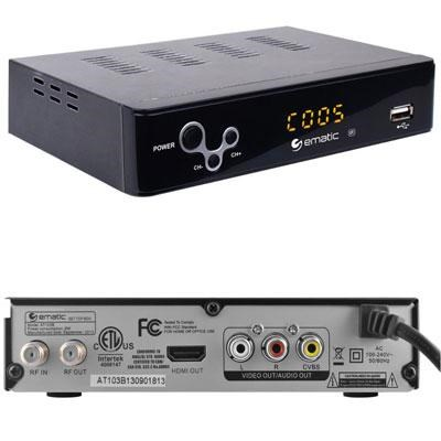 Digital TV Converter Box - AT103B