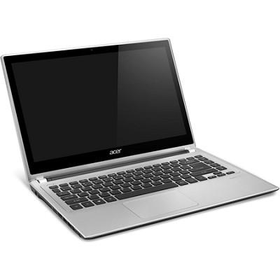 Aspire V5-471P-6843 14` Touch NotebookPC- Intel Core i5-3337U Processor (Silver)