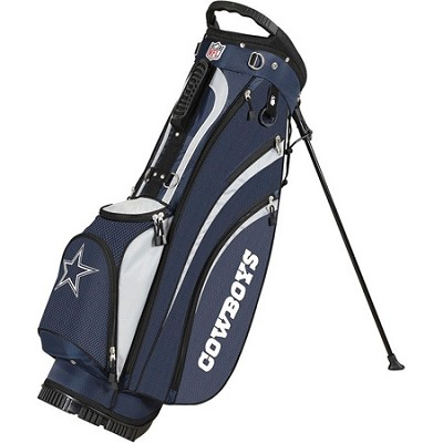 NFL Dallas Cowboys Golf Carry Bag