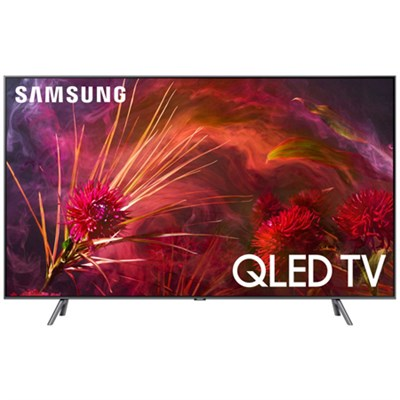 QN55Q8FNB Q8 Series 55` Q8FN QLED Smart 4K UHD TV (2018 Model)