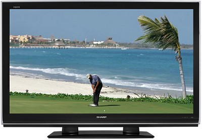 LC-52D82U - AQUOS 52` High-definition 1080p LCD TV