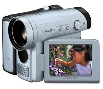 VL-Z3U MiniDV Digital Viewcam Camcorder