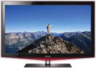 LN32B650 - 32` High-definition 1080p 120Hz LCD TV - REFURBISHED