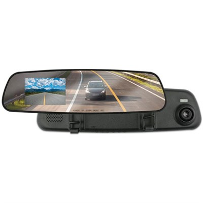 2.4 inch LCD Dash Cam with Built-in 720p Video/Audio Recorder