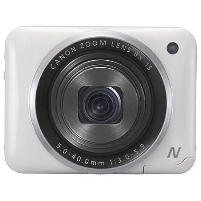 PowerShot N2 Digital Camera - White