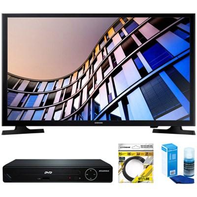 32` 720p Smart LED TV 2017 Model + DVD Player Bundles