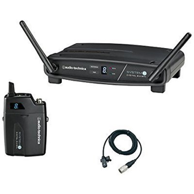 System 10 Wireless Lavalier Microphone System (ATW-1101/L)