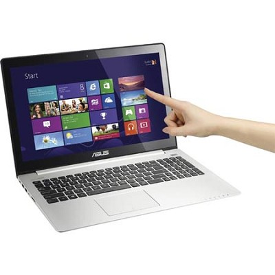VivoBook 15.6` V500CA-DB31T HD Touch Notebook PC - Intel Core i3-3217U Processor
