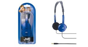 HA-L50A (blue) Light Weight/Foldable compact and comfortable Headphone