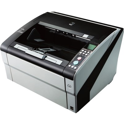 FI-6400 PRODUCTION SCANNER CLR 100PPM/200IPM PSIP TWAIN/ISIS
