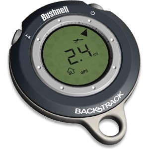 GPS BackTrack Personal Locator Tech Gray - Refurbished