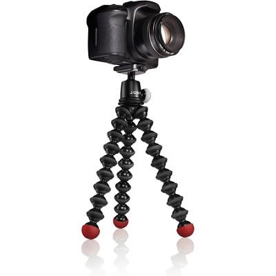 Gorillapod SLR Zoom & Ball Head Bundle - Black/Red