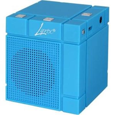 MIXX Wireless Bluetooth Speaker in Blue - 09873-PG