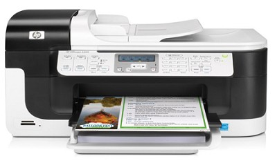 Officejet 6500 All-in-One Printer