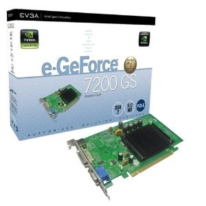 GeForce 7200 GS Graphics Card