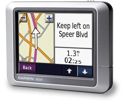nuvi 200 Portable GPS navigation w/ U.S., Hawaii & Puerto Rico maps