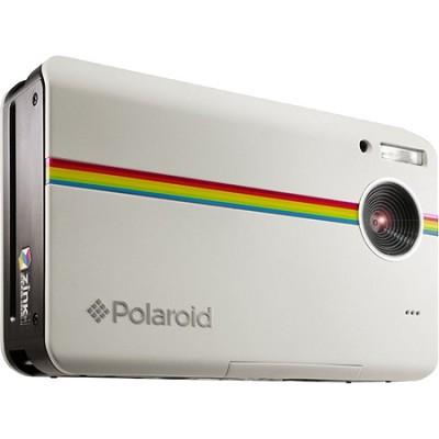 Z2300 10MP 2x3` Instant Digital Camera with ZINK Zero Ink (White) - OPEN BOX