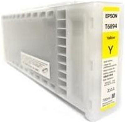 T689400 700ml Yellow UltraChrome GS2 Ink Cartridge