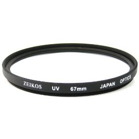 67mm Multicoated UV Protective Filter--offers lens protection & clearer pictures