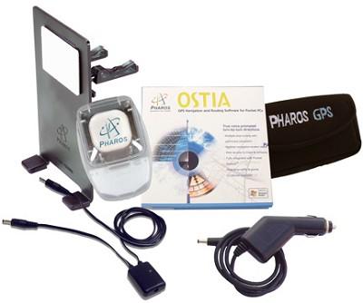 Traveler GPS Pocket Navigator w/ Bluetooth Wireless Technology