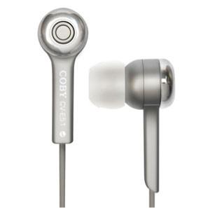 CVE52 Jammerz Isolation Stereo Earphones (Silver)