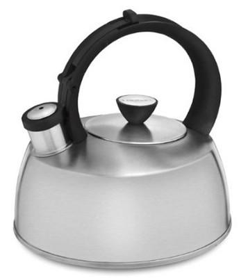 CTK-SS11 Crown Tea Kettle, Stainless Steel