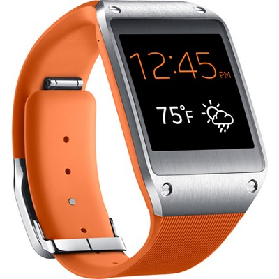 Galaxy Gear Smartwatch - Wild Orange