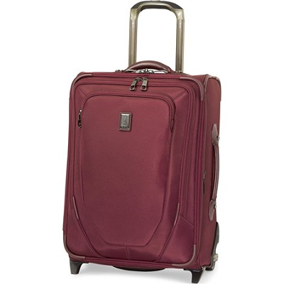 Crew 10 - 20` Expandable Business Plus Rollaboard (Merlot) - 4071420