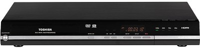DR-550 DVD Recorder w/ built-in Digital TV tuner + DVD Video Upconversion