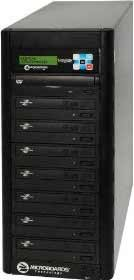 LightScribe DVD/CD Premium PRO, 10(18X/48X) Recorders, USB2.0, HD