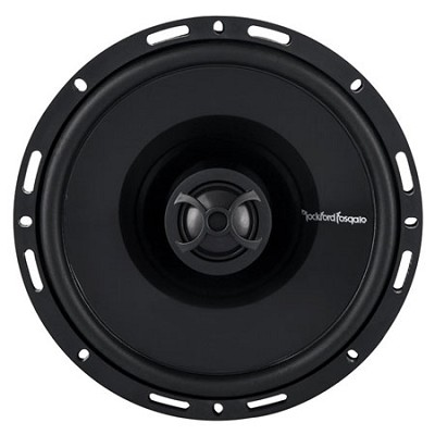 P1650 6.5` 2-Way Full Range Euro Fit Compatible Speaker